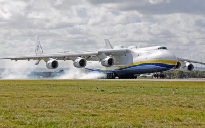 The world's largest aircraft