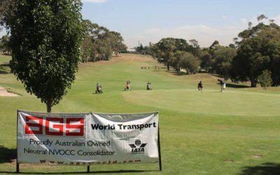 Annual golf day success